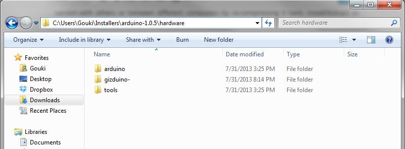 The gizDuino Fundamentals: Getting Started (Windows and Mac) (2/6)