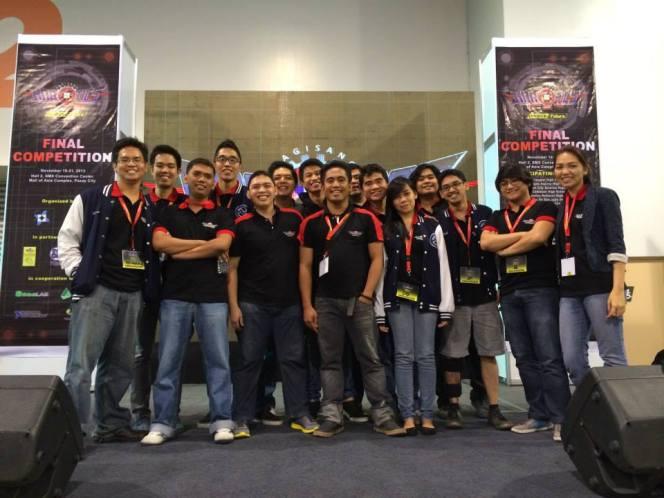 Tagisang Robotics 2013