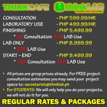 thinkcafe rates