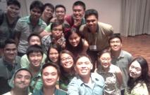 Tagisang Robotics 2014 Technical Training andWorkshop