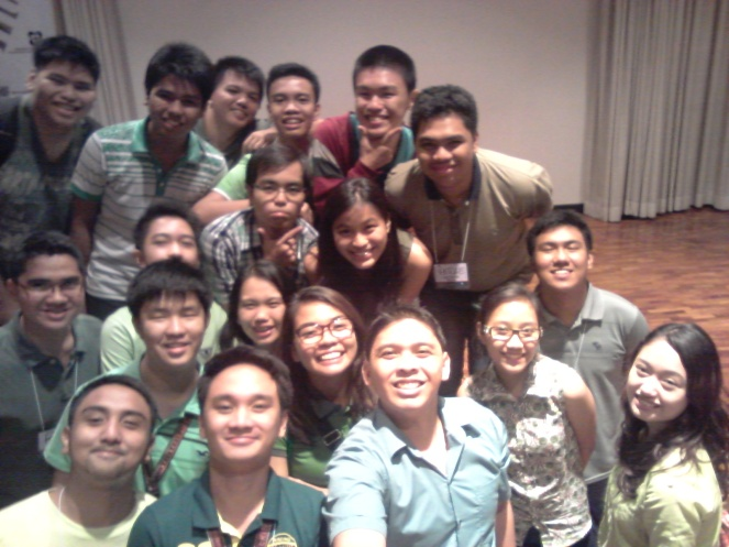 Tagisang Robotics 2014 Technical Training and Workshop