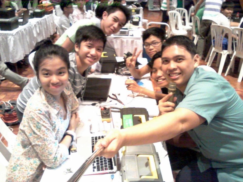 Tagisang Robotics 2014 Technical Training and Workshop May 26 - 30, 2014 (6/6)