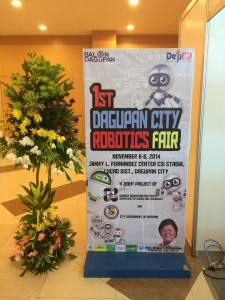 Dagupan Robotics Fair