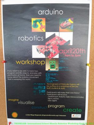 ISM Robotics Workshop