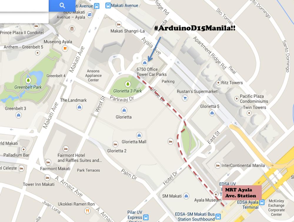 Arduino Day 2015 Manila (2/4)