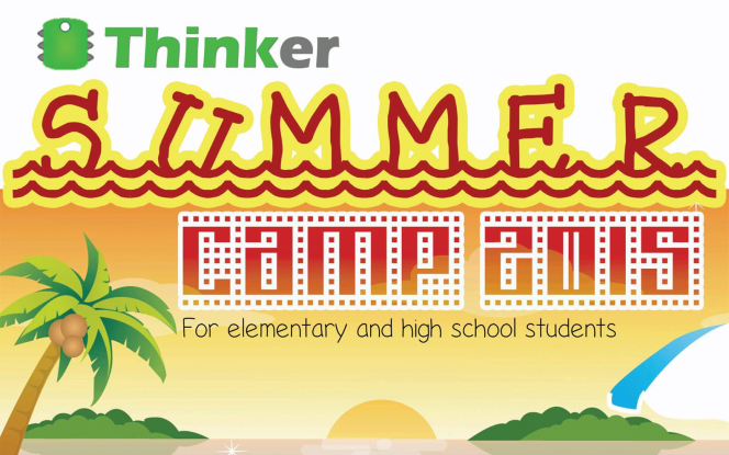 Thinker Summer Kid's Camp 2015