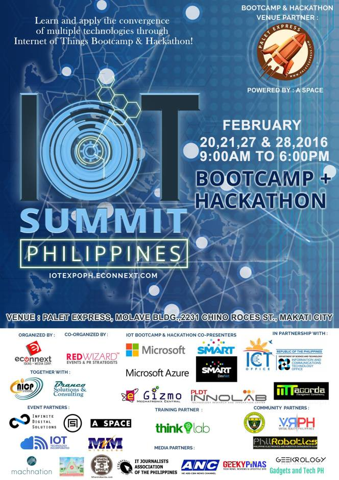 ThinkLab is IOT Bootcamp's official training partner!