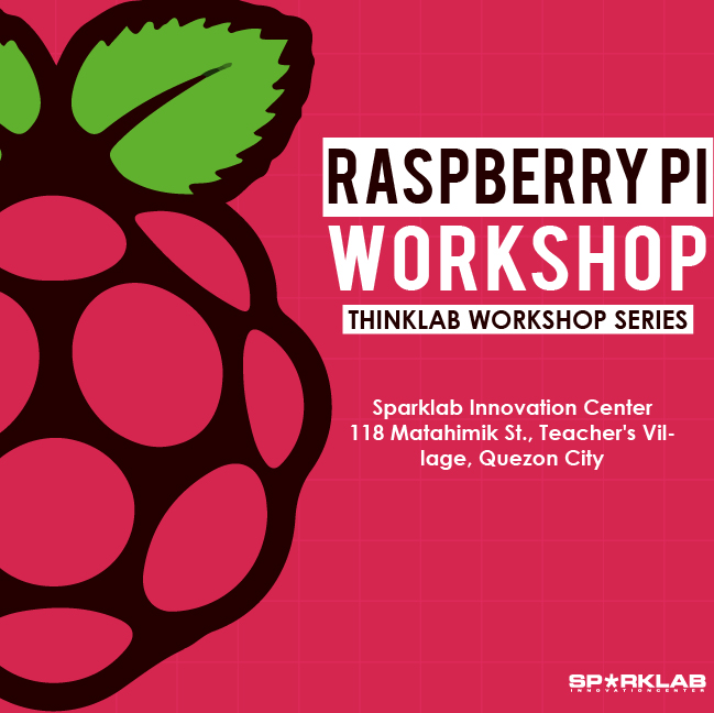 THINKLAB Raspberry Pi 3 Workshop 2017