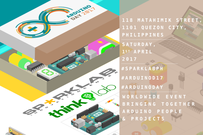 Arduino Day 2017 Manila: Guidelines for Participants and FAQs
